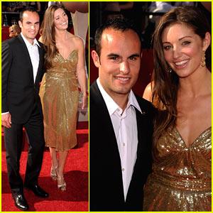 Landon Donovan: ESPY Awards with Separated Wife!