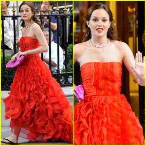 Leighton Meester: Talk to the Hand!