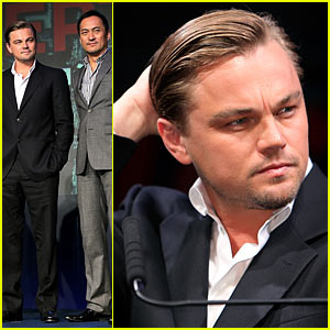 Leonardo DiCaprio: Japan's Extractor