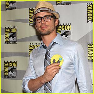 Matt Bomer Has Just Jared On His Heart -- Exclusive Interview