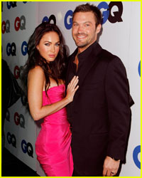 Megan Fox & Brian Austin Green: The Newlyweds Are Back!