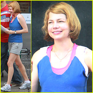 Michelle Williams: New 'Do for 'Take This Waltz'!