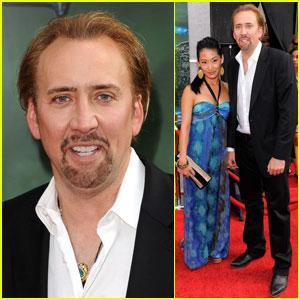 Nicolas Cage & Alice Kim: Magical Mates