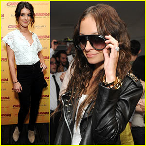 Shenae Grimes & Nicole Richie: Shady Saturday Night