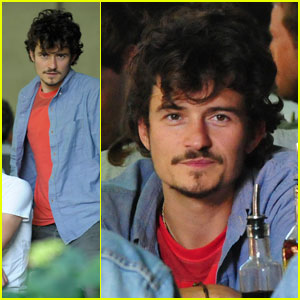 Orlando Bloom: Der Soccer Fan
