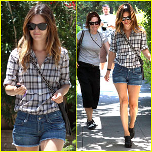 Rachel Bilson Settles Down with Sellevision