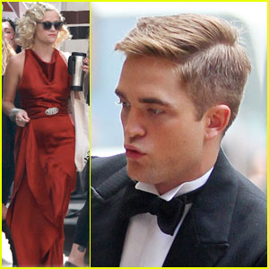 Robert Pattinson & Reese Witherspoon: 'Elephant' Elegant