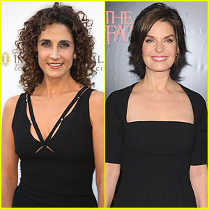 Sela Ward Joins 'CSI: NY' Cast; Replaces Melina Kanakaredes