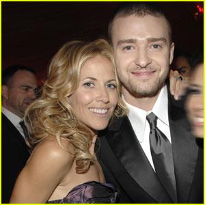 Justin Timberlake: Sheryl Crow's Backup Singer