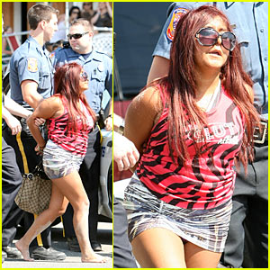 Snooki Gets Arrested, Jersey Shore Scores Series High