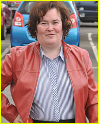 Susan Boyle Kicks Off Talent Search