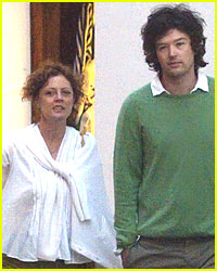 Susan Sarandon: Trip to Italy with Much Younger Man!