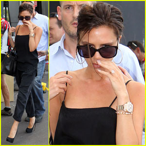 Victoria Beckham is Everything Nice