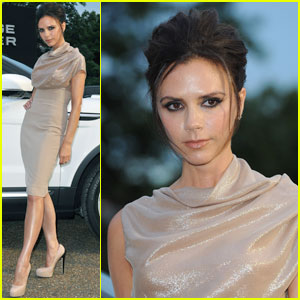 Victoria Beckham: Range Rover Design Executive!