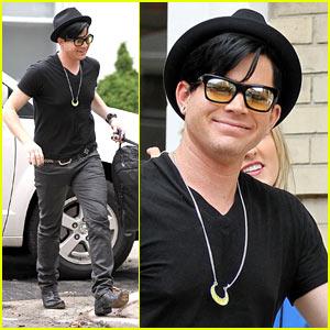 Adam Lambert: Upper Darby Dude
