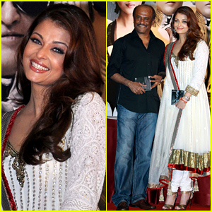 Aishwarya Rai Launches the Music for 'Robot'