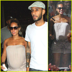 Alicia Keys &#038; Swizz Beatz: Newlyweds in NYC