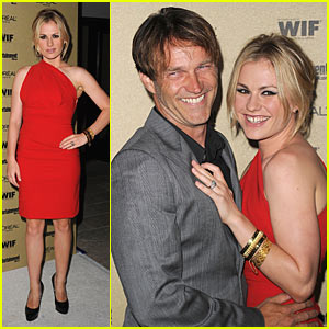 Anna Paquin & Stephen Moyer Want To Freeze 'True Blood' Memories In Time