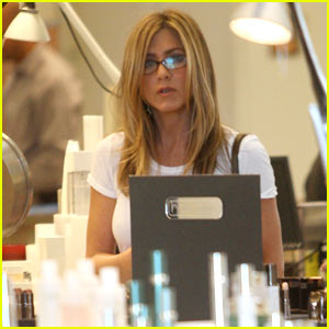 Jennifer Aniston: 'Arrested Development' Role Was Her Idea!