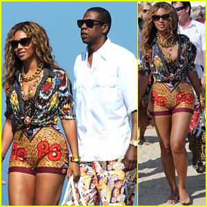 Beyonce & Jay-Z: French Fans Friendly!