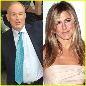 Bill O'Reilly: Jennifer Aniston's Remarks Are 'Destructive to Society'