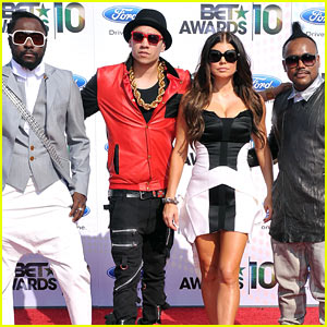The Beginning: Black Eyed Peas' New Album!