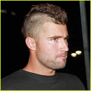 Brody Jenner: Mohawk Man!