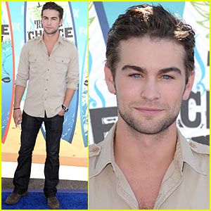 Chace Crawford - Teen Choice Awards 2010 Red Carpet