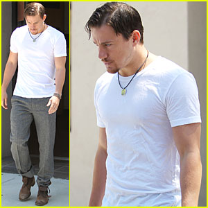 Channing Tatum: 'What You Don't Know' is Now 'The Dilemma'