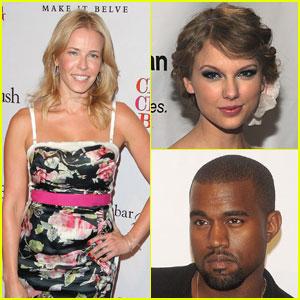 Chelsea Handler: Taylor and Kanye Reunion at VMAs?