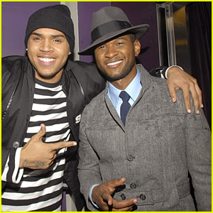 Chris Brown & Usher Touring Together?!