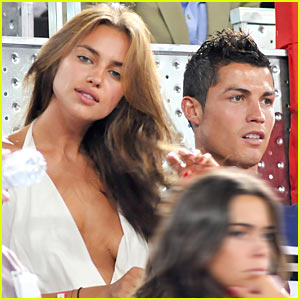 Cristiano Ronaldo: Basketball Game with Irina Shayk!