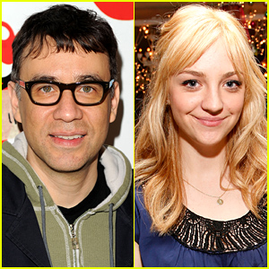 Fred Armisen & Abby Elliott: New Couple?!