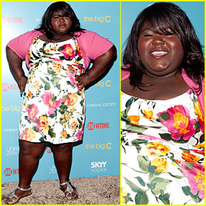 Gabourey Sidibe: The Big C Screening!