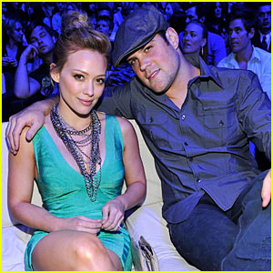 Hilary Duff: Wedding Details with Mike Comrie!