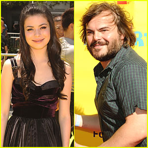 Jack Black: iCarly's Newest Guest Star!