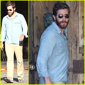 Jake Gyllenhaal: Cabin Fever!