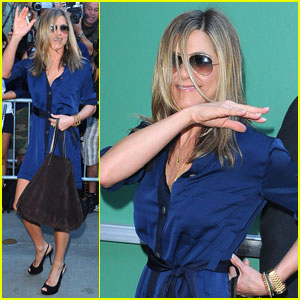 Jennifer Aniston: Spa Scammer Was Not Cool
