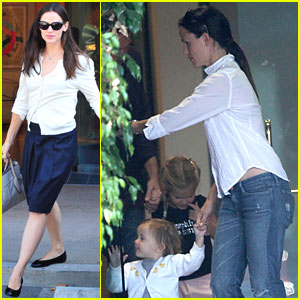 Jennifer Garner &#038; Ben Affleck: Toscana Twosome