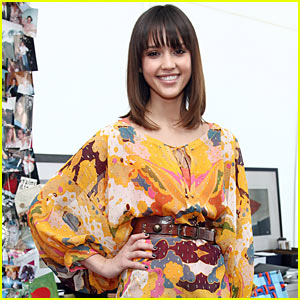 Jessica Alba to Star in 'Spy Kids 4'