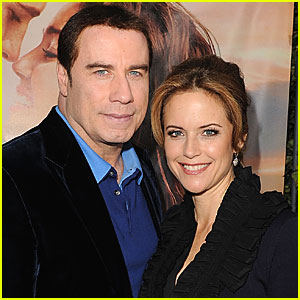John Travolta & Kelly Preston: Expecting A Boy!