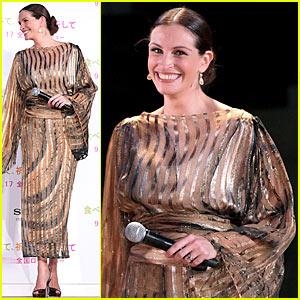 Julia Roberts' Kimono -- Fashion Do or Don't?
