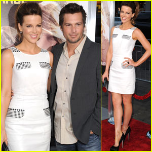 Kate Beckinsale: 'Going The Distance' with Len Wiseman!