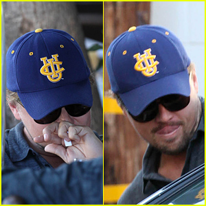 Leonardo DiCaprio: Business Lunch Meeting