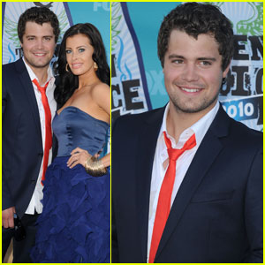 Levi Johnston & Brittani Senser - Teen Choice Awards 2010