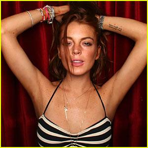 Lindsay Lohan: Bye Bye, Rehab!
