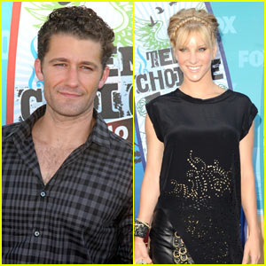 Matthew Morrison: Not Shaving Head for Glee?!