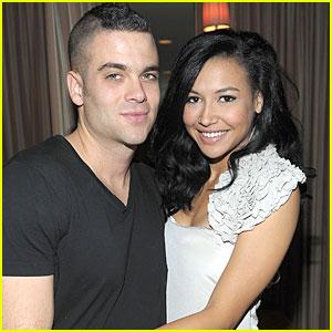 Glee's Naya Rivera Keyed Co-Star Mark Salling's Car?