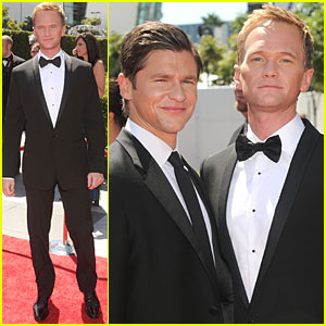 Neil Patrick Harris: Two Emmy Awards!