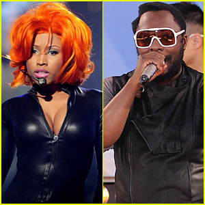 Nicki Minaj & Will.i.am Team Up for 'Check It Out'